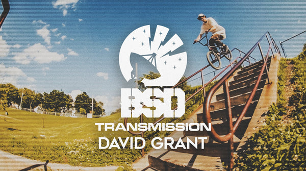 DAVID GRANT - BSD Transmission DVD Part