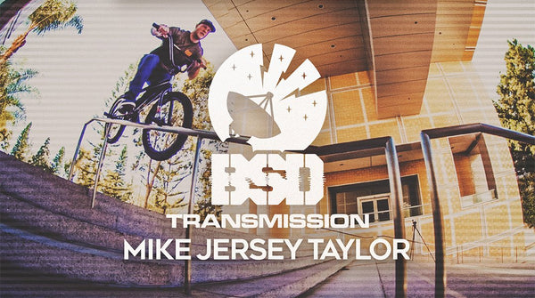 MIKE 'JERSEY' TAYLOR - BSD Transmission DVD Part