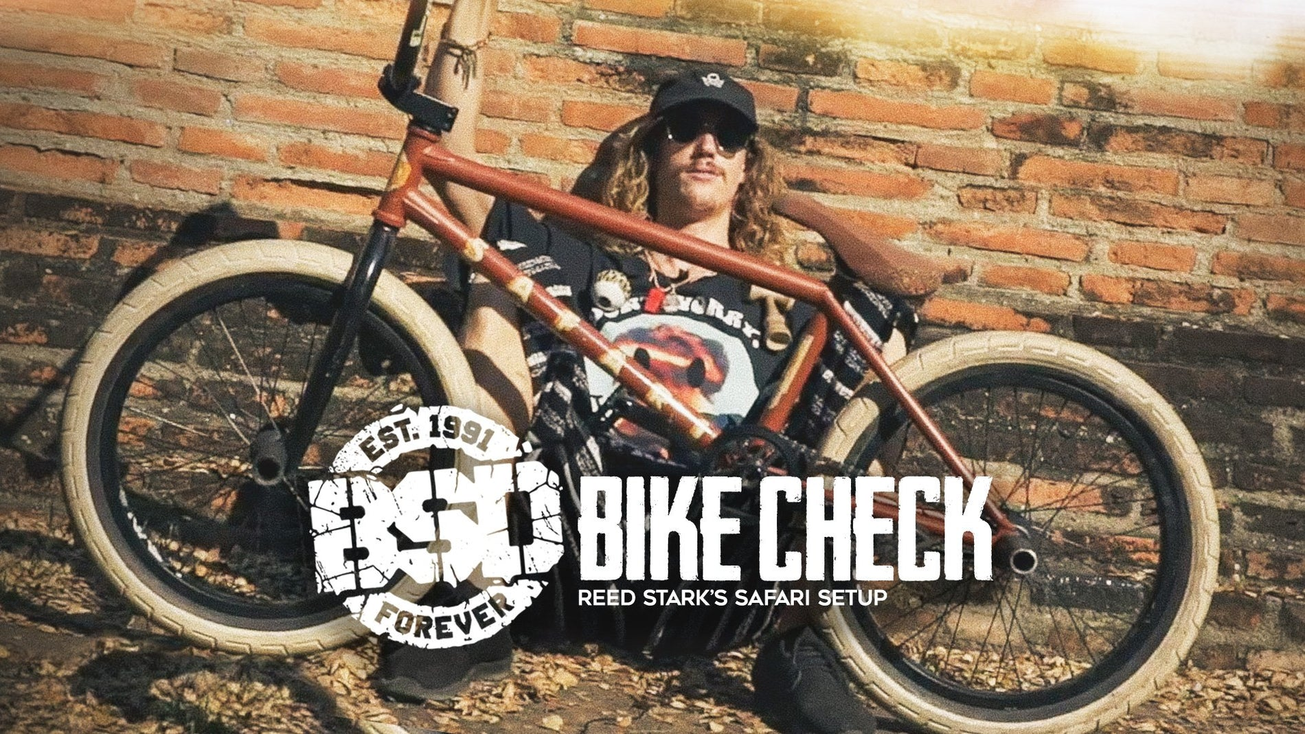Reed Stark Bike Check Video