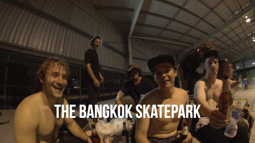 THE BANGKOK SKATEPARK