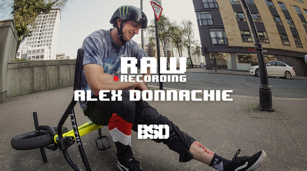 Alex Donnachie Raw Recording