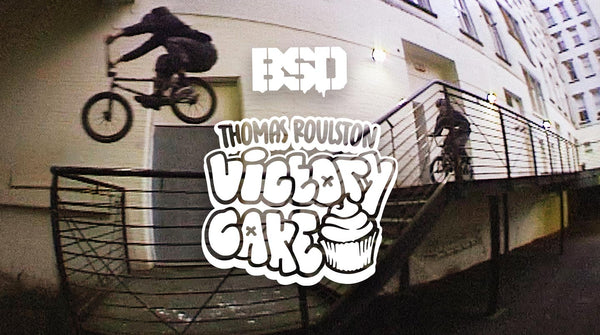 Thomas Roulston Victory Cake Video