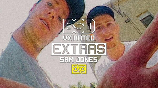 VX Rated Extras - Sam Jones