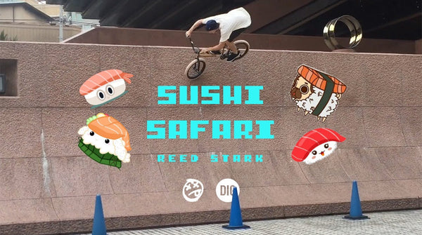 REED STARK - SUSHI SAFARI