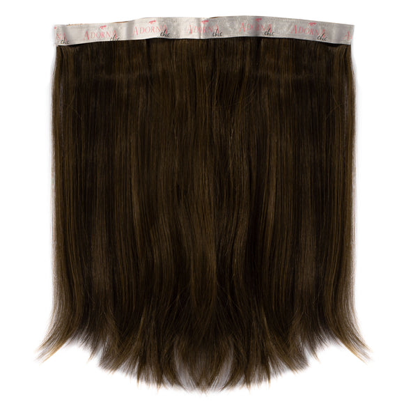 "AdornA Chic By Milano 18"" Premium Synthetic Hair Extension"