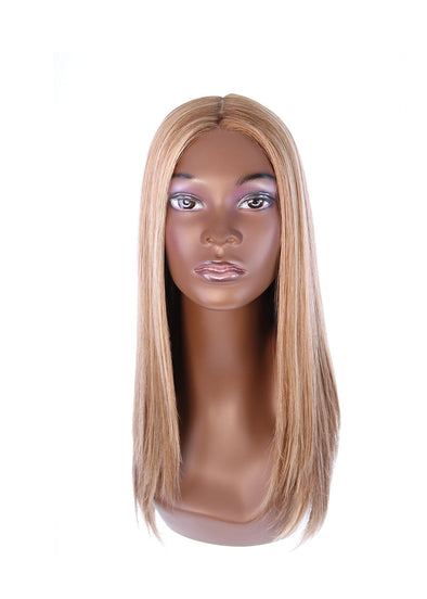 "22"" Ponytail Medium Blonde Wig"