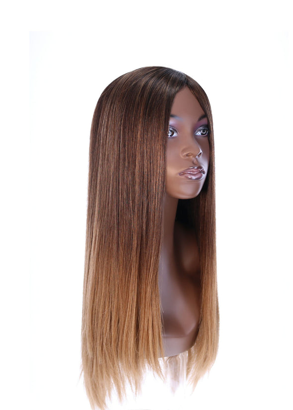 "26"" Ponytail Medium Ombre Wig"