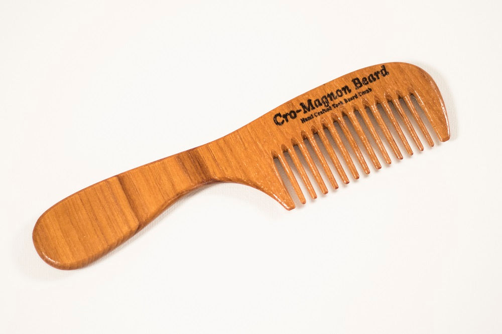 Hand Crafted Beard Comb