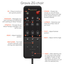 Load image into Gallery viewer, Gravis ZeroG Chair (Factory-Renewed)