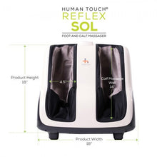 Load image into Gallery viewer, Reflex SOL Foot and Calf Massager (Factory-Renewed)