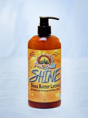 Shine- Shea Butter Lotion