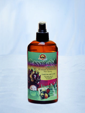 E-Scent-u'al Aromatherapy Hair Spray - Invigorate
