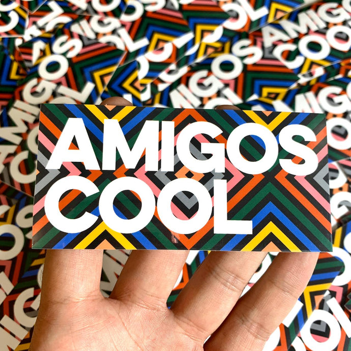 All Colors Cool Logo