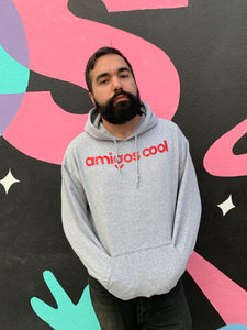 AMIGOS COOL THE HOODIE