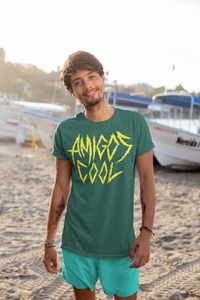 Amigos Cool Green Metal