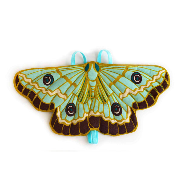 Mint Butterfly Wings - Costume - Growing Co. Kids Eco Store