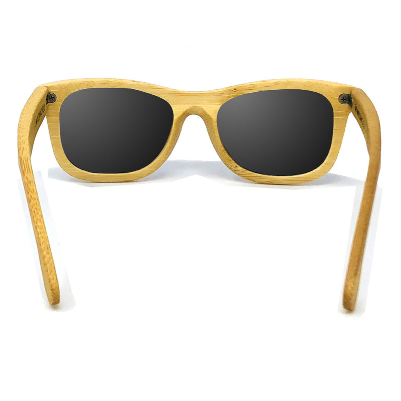 Wildwood Eyewear - Bamboo (5-12 Years) - Green - Sunglasses - Growing Co. Kids Eco Store