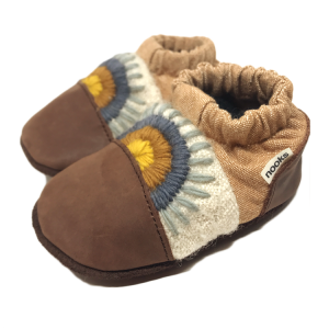 Nooks - Summer Shoe - Baffin - Soft Soles - Growing Co. Kids Eco Store
