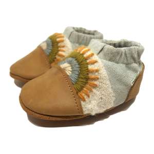 Nooks - Summer Shoe - Warm Land - Soft Soles - Growing Co. Kids Eco Store