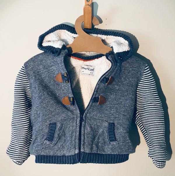 Mayoral - Lined Jacket - (Baby) - Jacket - Growing Co. Kids