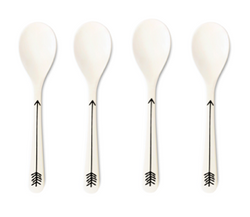 Young Lux - The Scandinavian Series - Bamboo Spoons Set of 4
