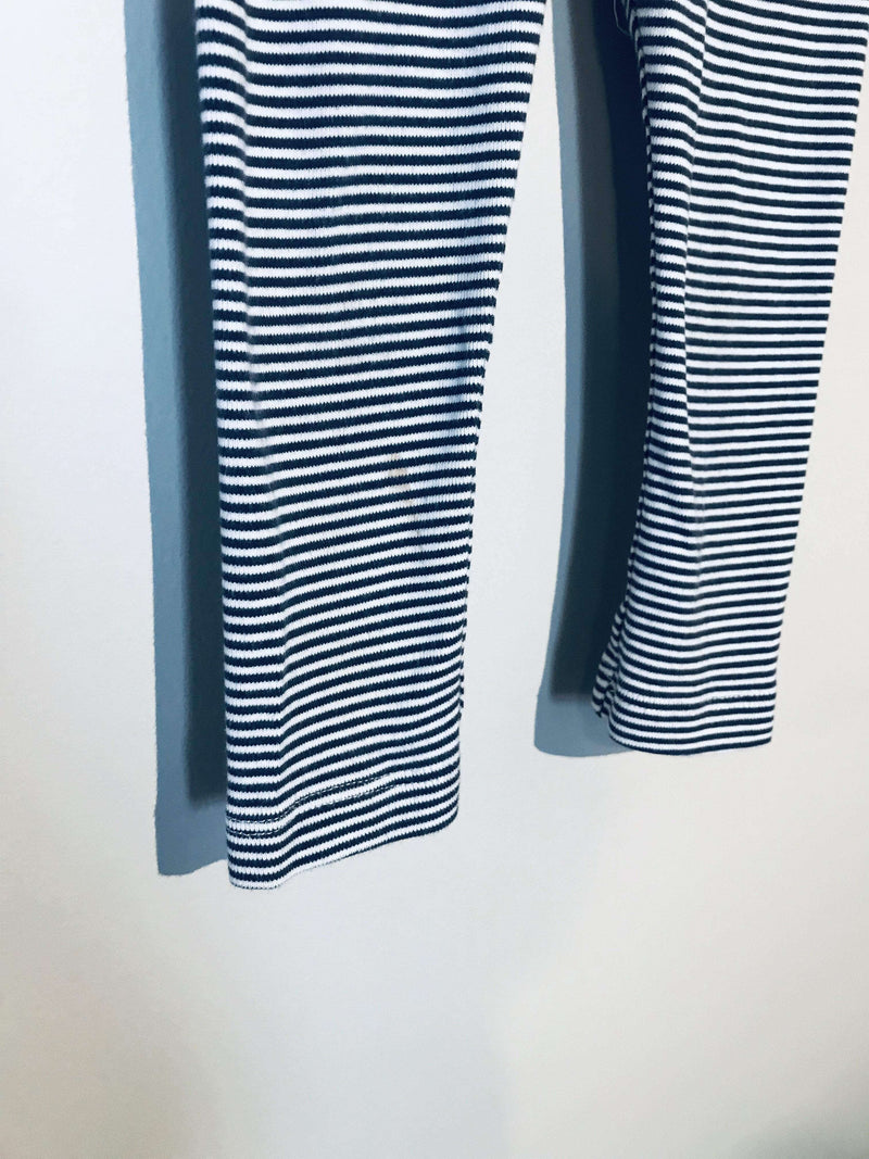 Kids Consignment - Tea Collection - Striped Leggings
