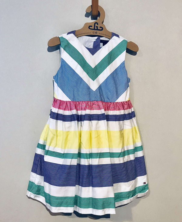 Toddler Consignment - Tommy Hilfiger - Summer Dress
