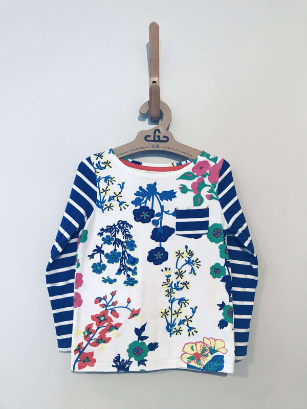 Mini Boden Long Sleeved Top