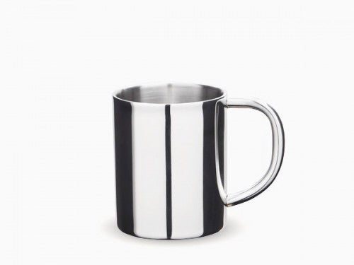 Onyx Stainless Steel Double Wall Mug - Airtight stainless steel food container - Growing Co. Kids Eco Store