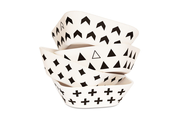 Young Lux - The Scandinavian Series - Bowls set of 4 - Bowls - Growing Co. Kids