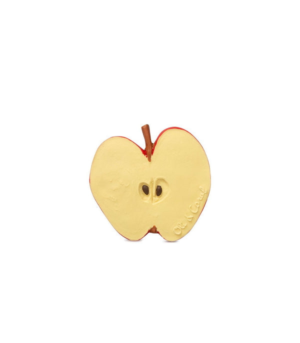 Oli & Carol - Teether - Pepita the Apple - Teether - Growing Co. Kids Eco Store