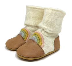 Nooks Wool Booties (Springbow)