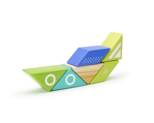 Tegu - Travel Pals - Spaceship - Toy - Growing Co. Kids Eco Store