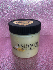 Enhanced Healing Medicated Shea butter
