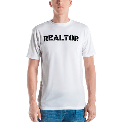 REALTOR Men's T-shirt