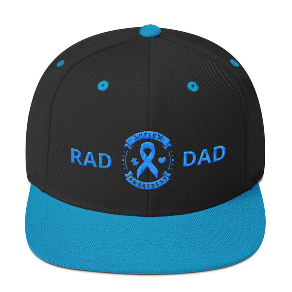 Rad Dad Snapback Hat