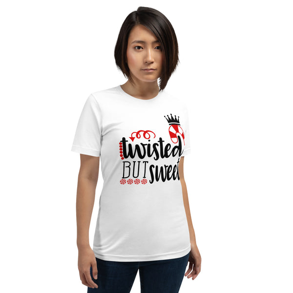 twisted but sweet Short-Sleeve Unisex T-Shirt