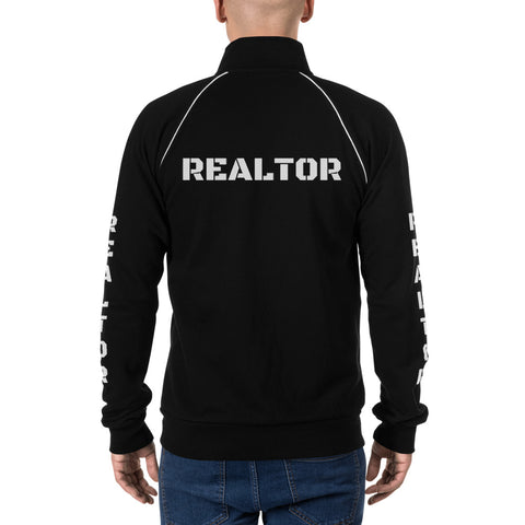 REALTOR Piped Fleece Jacket