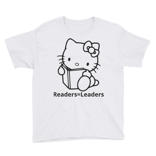 Color Me Hello Kittty Youth Short Sleeve T-Shirt