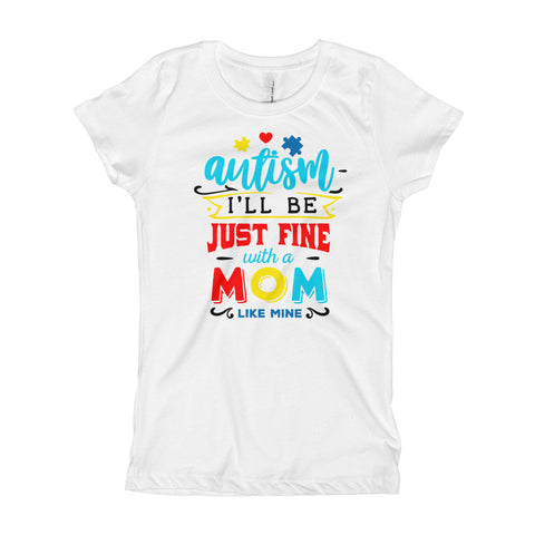 Autism Girl's T-Shirt