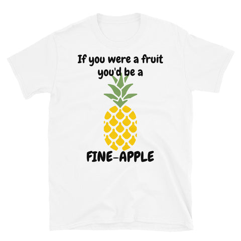 fine-apple Short-Sleeve Unisex T-Shirt