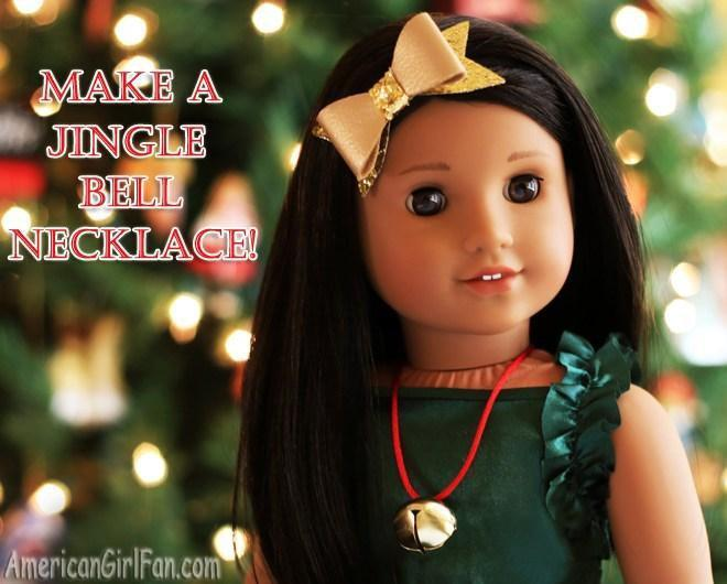 How to Make a Jingle Bell Necklace