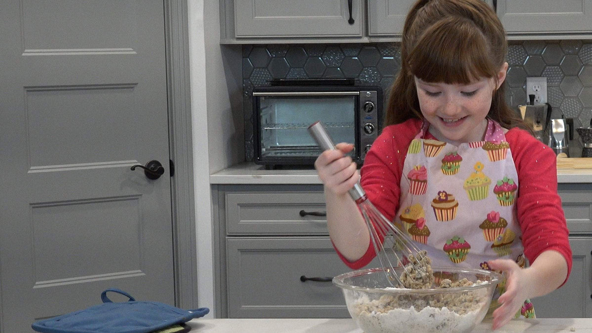 A Recipe for Fun: Family, Baking, and Imaginative Play