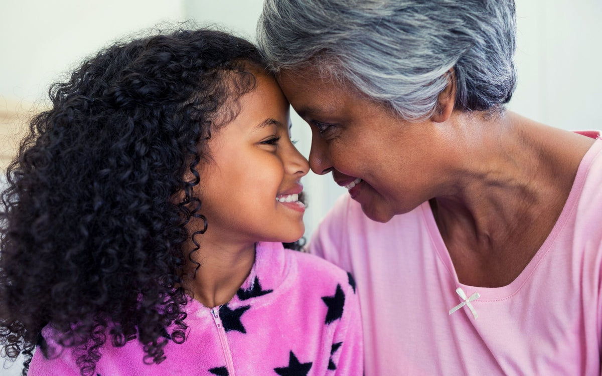 Grandparents Who Babysit Often May Live Longer, It's Science!