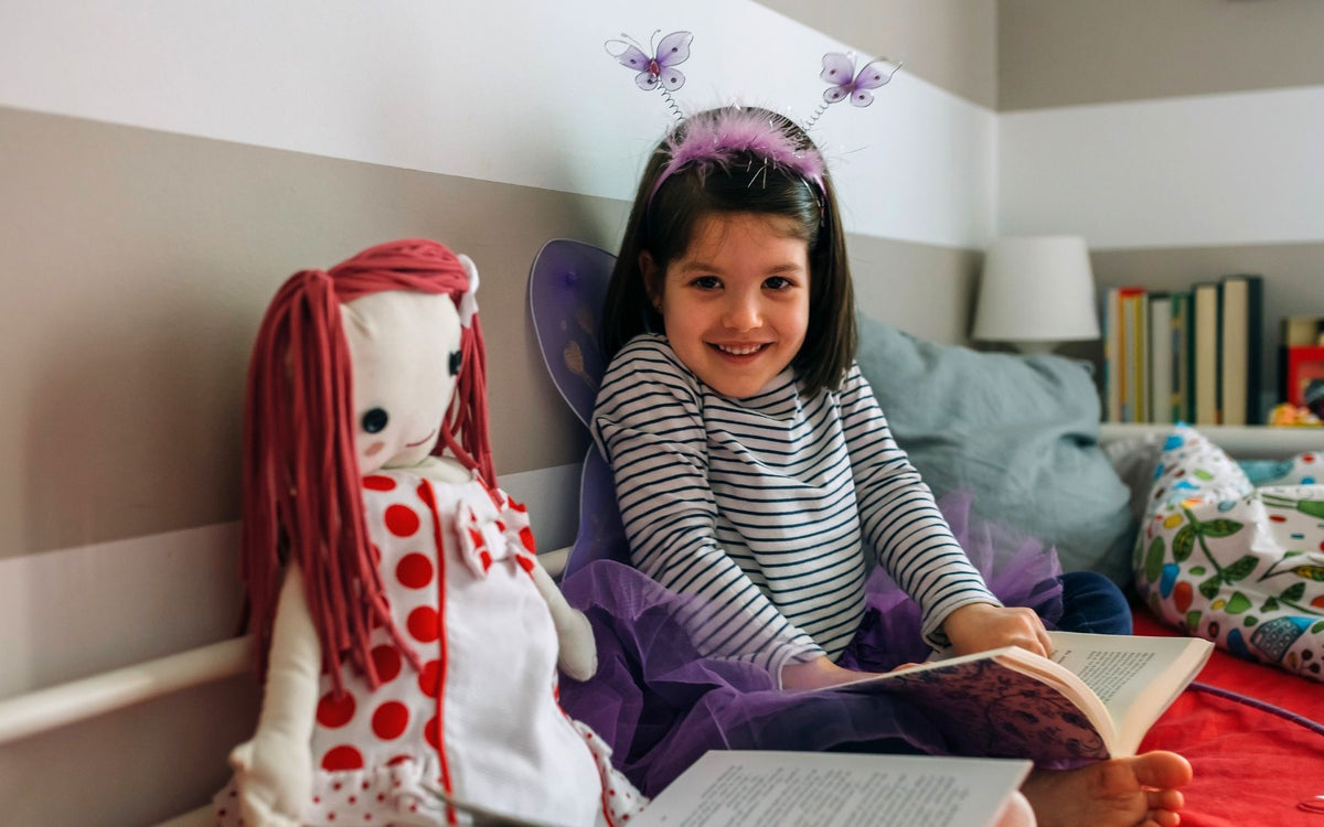 How Dolls Can Help Our Children Love Their Differences