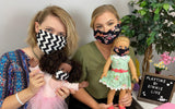 How To Make No-Sew Face Masks: Playtime With Eimmie LIVE Replay