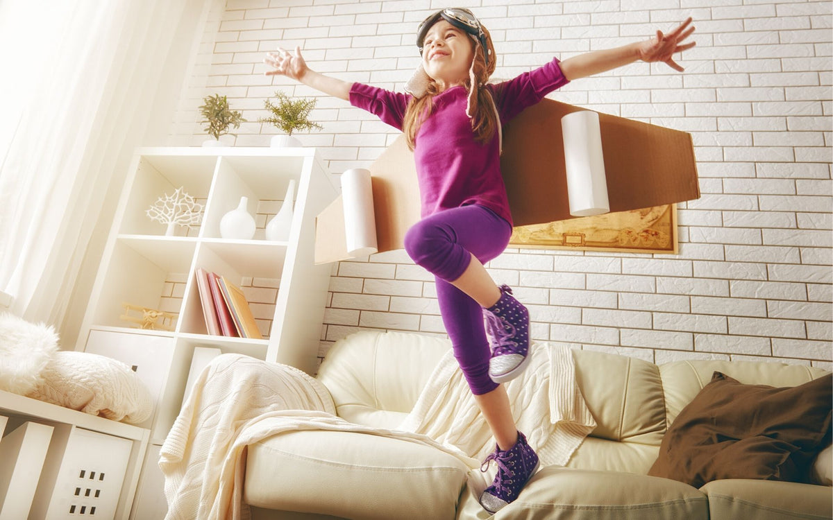 How To Encourage Imaginative Play In Children