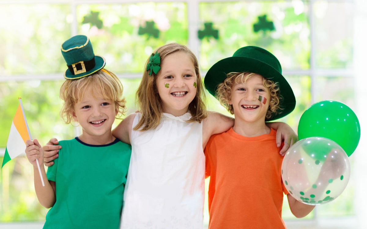7 St. Patrick's Day Books For Kids