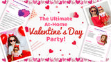 The Ultimate At-Home Valentine's Day Party!