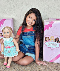 Playtime by Eimmie, 18-Inch Dolls, For Parents, Creative Playtime, For Grandparents